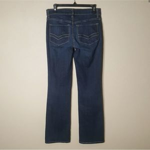 NYDJ Boot Cut Embroidered Pocket Jeans 2